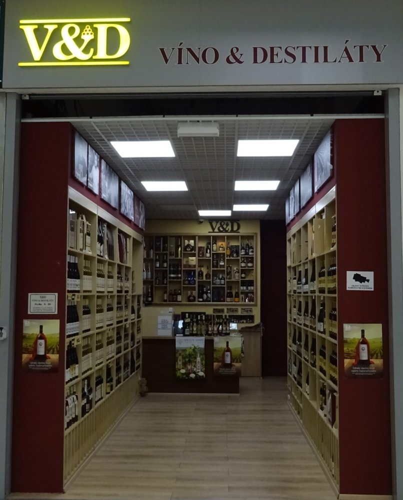 Víno&Destiláty